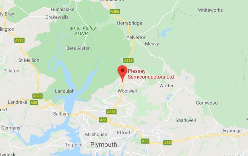 Plessey location